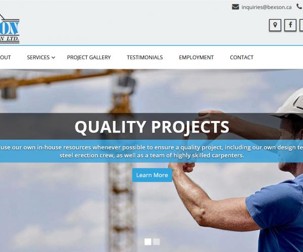 Bexson Construction