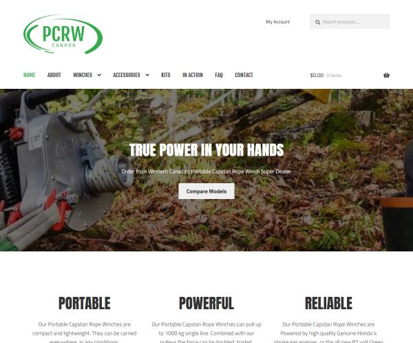 PCRW Canada