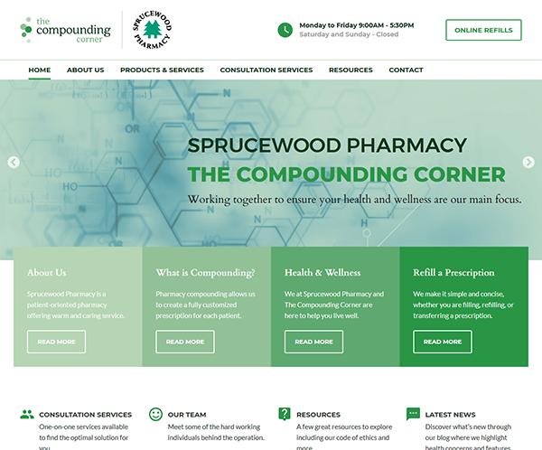 Sprucewood Pharmacy