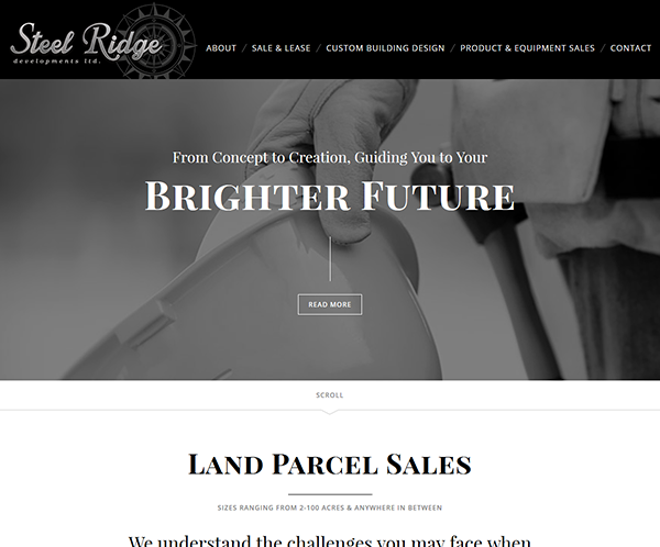 Steel Ridge Developments