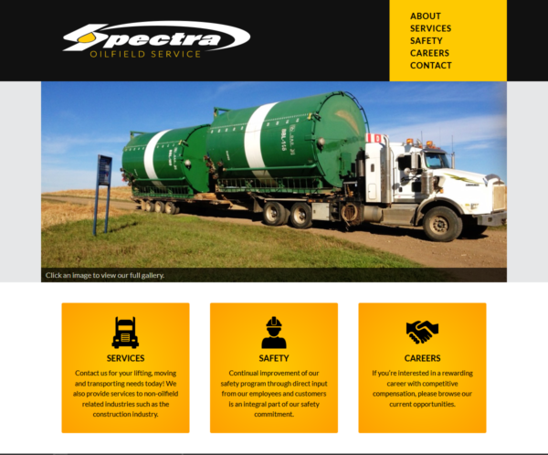 Spectra Oilfield Services