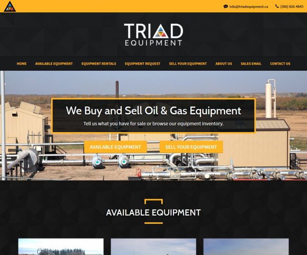 Triad Equipment